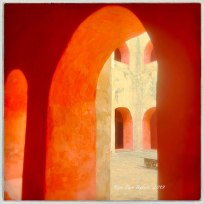Yucatan-Monastery